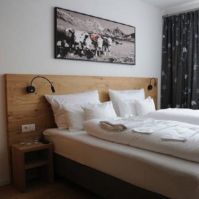 Schlafzimmer Modern Mit Holz